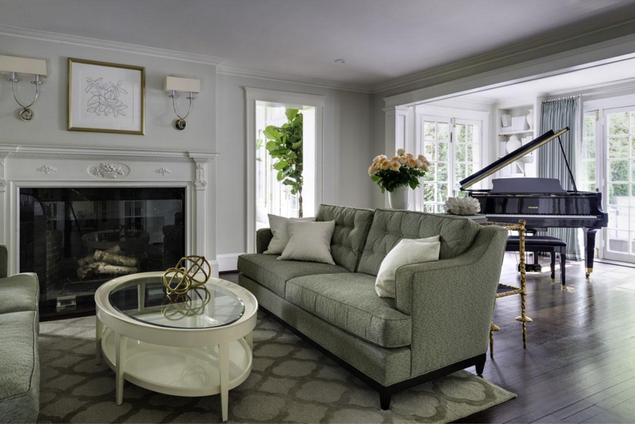 R novation d une maison coloniale des ann es 30 en une maison familiale originale le petit robert - Modern family house with stylish and elegant design ...
